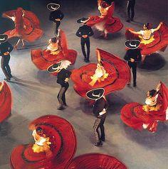 Ballet Folklórico de México de Amalia Hernandez