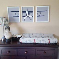 added a photo of their purchase Alligator Nursery, Elephant Nursery Art, Deer Nursery, Airplane Nursery, Nautical Nursery, Nursery Ideas, Baby Boy Rooms, Baby Boy Nurseries, Home Decor Sets