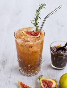 Sticky Date Bourbon Smash