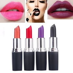 Last chance! Buy Now! New 5 Color Water...  http://www.jeremiahimports.online/products/new-5-color-waterproof-long-lasting-lip-gloss-vampire-style-makeup-purple-gold-black-red-lipstick-matte-lip-stick-free-shipping?utm_campaign=social_autopilot&utm_source=pin&utm_medium=pin Free Shipping!