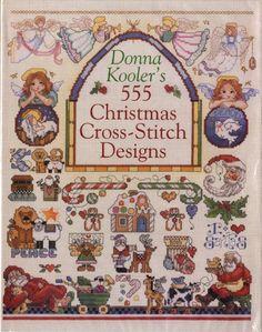 Cross Stitch Donna Koolers Christmas Design