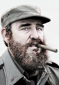 Comandante Fidel Alejandro Castro Ruz 1926 / 2016