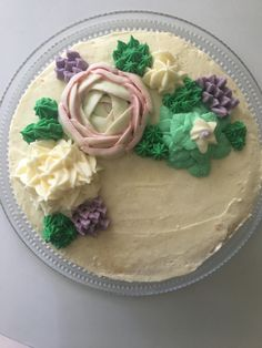 Cloudberry and withe chocolate mousse cake with succulents piped out of cream cheese frosting. Chocolate Mousse Cake, Cream Cheese Frosting, Succulents, Pudding, Cakes, Sweet, Desserts, Food, Candy