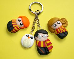 Baci di Fimo - harry Potter | Flickr - Photo Sharing!