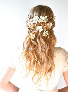 10 diferentes formas de coroa de flores Mais