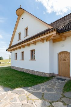 Weekend House, Garden Architecture, Home Photo, Home Fashion, Hungary, Rustic, Mansions, Country, House Styles