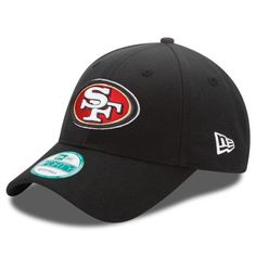 San francisco #49ers new era nfl team #basic #9forty curve cap hat – black, View more on the LINK: http://www.zeppy.io/product/gb/2/262167398669/