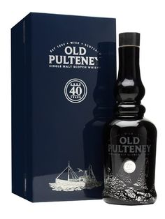 i get to review this wonderful 40 year old Old Pulteney, made up up there in Wick. Brilliant stuff. really.