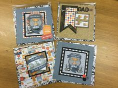 Owl Stampin' : Mr Mister for Father's Day at Hobbycraft