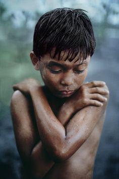 by Steve McCurry - Yangon, Myanmar/Burma