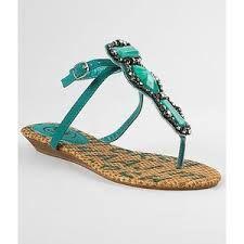 turquoise sandals - Buscar con Google