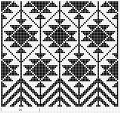 El tapestry en crochet o ganchillo, es una técnica en la que consiste tejer combinando varios colores.   Es dibujar con el ganchillo, una figura a medida que vas cambiando de color.