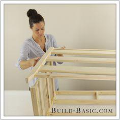 Diy Dresser Plans, 7 Drawer Dresser, Dresser Ideas, Wood Dresser, Dressers, Reclaimed Wood Projects, Diy Wood Projects, Woodworking Furniture Plans, Woodworking Projects