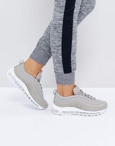 Nike Air Max 97 Premium Trainers In Grey 6e03d2739