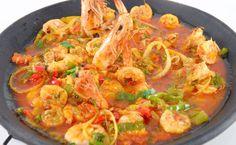 Epicure's Shrimp Creole