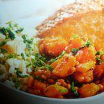 curry ricette - vegetariano con lenticchie
