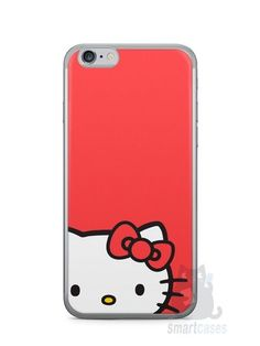 Capa Iphone 6/S Hello Kitty