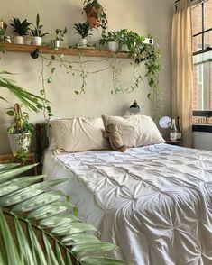 Room Design Bedroom, Room Ideas Bedroom, Bedroom Decor, Bedroom Inspo, Garden Bedroom, Room Wall Decor, Child's Room, Aesthetic Room Decor, Aesthetic Bedrooms