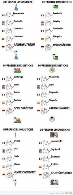 Czy język niemiecki jest agresywny?