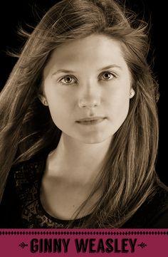 Ginny Weasley, Gryffindor.