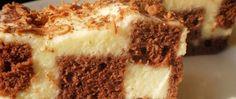 Recept Šachovnice dort - ŠACH MAT Krispie Treats, Rice Krispies, Tiramisu, Quiche, Banana Bread, Cooking Recipes, Sweets, Ethnic Recipes, Pastries