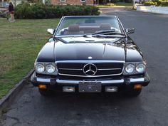 Mercedes SL 380