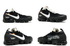 500f16cbf7474c Most Popular THE 10 NIKE AIR VAPORMAX FK OFF WHITE black white clear aa3831  001 Nike