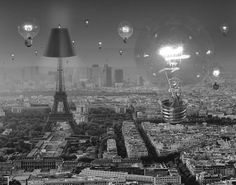 Photographer Thomas Barbey creates surreal collage photo masterpieces... -- pinned using BrowserBliss