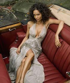 She's a keeper: Thandie Newton