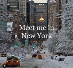 New York city. Den passenden Koffer für eure Reise findet ihr bei uns… NYC New York City Travel Honeymoon Backpack Backpacking Vacation Places To Travel, Places To See, Travel Destinations, Holiday Destinations, Winter Szenen, Winter Time, New York Winter, New York Snow, Winter Travel