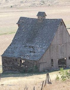 A barn with history.