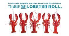 Luke's Lobster - Fresh Maine lobster, crab & shrimp rolls
