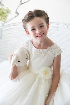 first communion dress ballgown - Google Search                                                                                                                                                      More