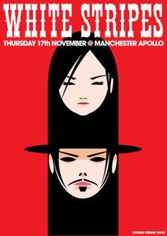 White Stripes @Manchester Apollo