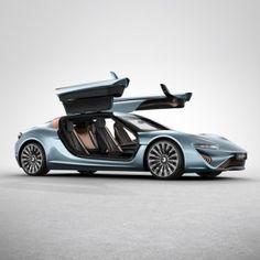 Salt Water-Powered Electric Car.