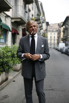 from the sartorialist, of course