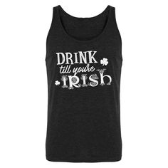 One of my favorites, Tank Drink Till Y... is now in stock at Indica Plateau! http://www.indicaplateau.com/products/indica-plateau-drink-till-youre-irish-mens-tank-top?utm_campaign=social_autopilot&utm_source=pin&utm_medium=pin Check it out!