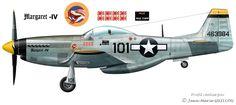 North American P-51D-5-NA Mustang