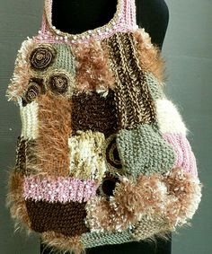 Candie - Knitted Purse