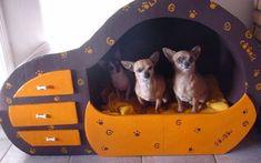 Un meuble pour les chiens