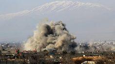 Acusan a Israel de lanzar misiles cerca de aeropuerto de Damasco