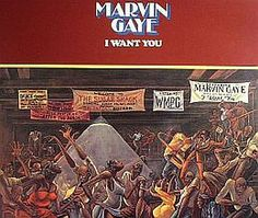 """Released on March 16, 1976, """"I Want You"""" is the thirteenth studio album by American soul musician Marvin Gaye. It has often been noted by critics for producer Leon Ware's exotic, low-key production and the erotic, sexual themes in his and Gaye's songwriting. TODAY in LA COLLECTION on RVJ >> http://go.rvj.pm/7oa"""