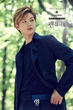 #BTOB 1st ALBUM #Complete Teaser Sungjae