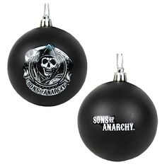 Sons of Anarchy Grim Reaper Shatter Proof Ornament - Kurt S. Adler - Sons of Anarchy - Holiday Ornaments at Entertainment Earth