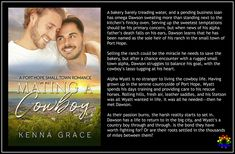 New Release - Mating A Cowboy by Kenna Grace #KindleUnlimited