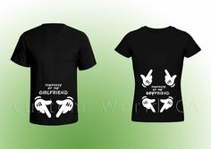 matching t-shirts for couples -