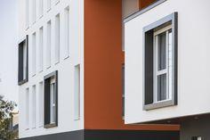 Le Saint-Côme - Rennes (35) © Cyril Folliot Saint, Garage Doors, Outdoor Decor, Home Decor, Rennes, Decoration Home, Room Decor, Interior Design, Home Interiors
