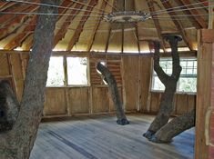 The Treehouse Guys Build Wheelchair Accessible Treehouses (via Universal Design Style)  #wheelchair #accessible #treehouse