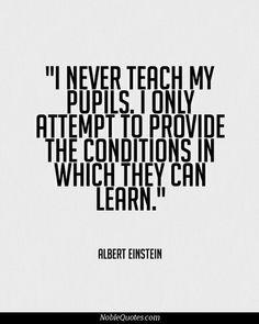 Teaching vs learning
