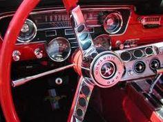 Mustang 64 1/2 steering wheel